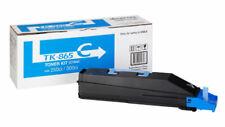 Kyocera TK-865 Genuine Toner Kit CYAN