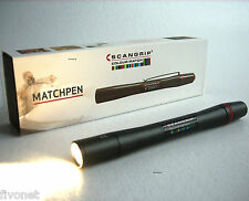 High CRI LED Lámpara Lápiz SCANGRIP MATCHPEN Detección de color Fósforo del