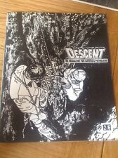 DESCENT - The magazine for cavers and potholers - No 16 January 1971