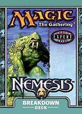 Nemesis Theme Deck Breakdown (ENGLISH) FACTORY SEALED BRAND NEW MAGIC ABUGames