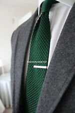 Stainless Steel Tie Pins & Clips without Stone for Men