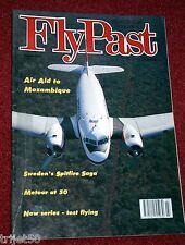 Flypast 1993 March B-36,Mozambique,Spitfire,Meteor,Vulcan,SAAF,Glatton