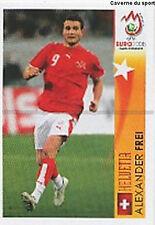 N°512 VIGNETTE PANINI FREI SUISSE SWITZERLAND EURO 2008 STICKER