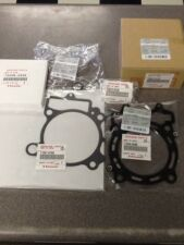 2012 Kawasaki OEM Top End Kit For KX450F Piston Rings Pin Head And Base Gasket