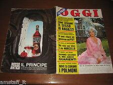 OGGI 1972/17=GINA LOLLOBRIGIDA=MASTROIANNI=MARIA CUADRA=KESSLER=COLLODI (PT)