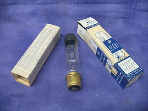 G E General Electric Precision Lamp for Optical Devices Projection CZX