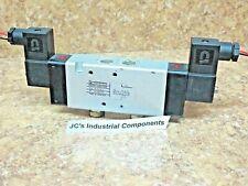 Norgren     pneumatic solenoid valve   5 way   2 position   V62S511AA313JB