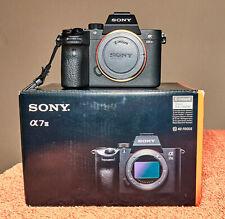 Sony A7 III 24,2MP Spiegellose Systemkamera mit 35-mm-Vollformatbildsensor -...