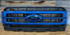 2021+ Ford F150 F-150 OEM Factory Lariat Sport Grille CUSTOM PAINTED ANY COLOR!