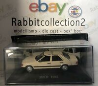 """DIE CAST """" 200 D - 1985 TAXI """" MERCEDES COLLECTION SCALA 1/43 (73)"""