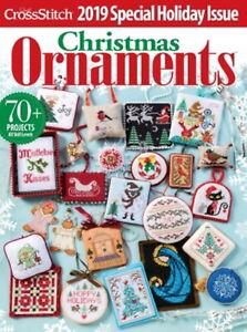 Just Cross Stitch Christmas Ornament Issue [New, Unused]- U CHOOSE YEAR