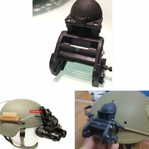 ANVIS 6/9 Mount NVG Night Vision Helmet Mount Bracket For Tactical Airsoft