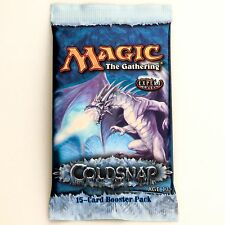 MTG: COLDSNAP Factory Sealed Booster Pack - Magic the Gathering - Ice Age Block