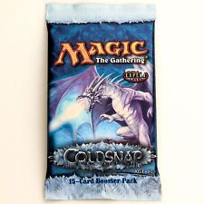 MTG: COLDSNAP Sealed Booster Pack - Magic the Gathering - Ice Age Block