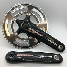 FSA SL-K Light MegaExo Carbon Crankset 170mm Double 50/34 110mm BCD 10-Spd NMINT