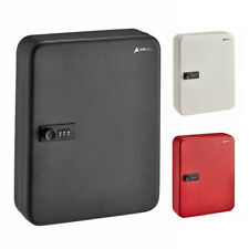 AdirOffice Secure Home Office Mountable 60 Key Cabinet W/Combination Lock