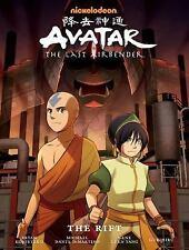 Avatar: The Last Airbender - The Rift Gene Luen Yang, Michael Dante DiMartino,