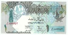 P20 2003 Qatar 1 riyal note UNC (world/lot) Combined Shipping