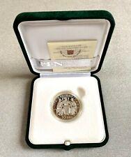 Vatikan 2005 10 EURO SilberGedenkmünze Jahr der Eucharistie