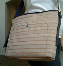 NWT Fossil Abbot Fab Top Zip Khaki Crossbody Shoulder Bag ZB5754250 MSRP $138