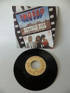 45 Upm Indeep - Buffalo Bill Vinyl Schallplatte Vintage Musik