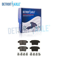 Rear Ceramic Brake Pads for Five Hundred Freestyle Taurus X X-Type Montego Sable