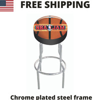 NBA Jam Adjustable Stool for Arcade 1UP Arcade Cabinet Retro Basketball New