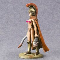 Amazon Woman Warrior Painted Toy Soldiers Greek 1/32 Sculpture 54mm Amazons