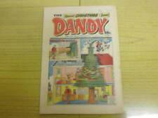 December 26th 1987, DANDY, Tarzan Stripes, Jonah, Bananaman, Desperate Dan.