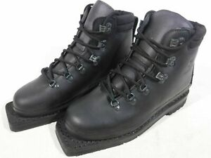 British Army Military Issue Alico Nordic Ski March Leather Boots Various Sizes