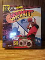 Street Sports JAMMIT by GTE - PC CDROM GAME - BOX - DOS VERSION