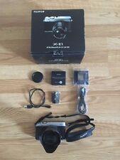 Fujifilm X-E1, 16.3 MP CSD Camera with 2.8-inch LCD & 18-55mm Lens Kit