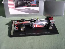 1 43 Spark McLaren Mercedes Mp4-26 Winner GP Japan Button 2011