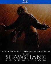 THE SHAWSHANK REDEMPTION NEW BLU RAY STEELCASE FILM COLLECTIBLE SET TIM ROBBINS