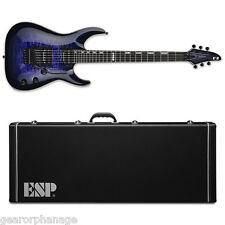 ESP E-II Horizon QM FR Reindeer Blue RDB Electric Guitar NEW w/ Hardshell Case