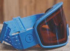 c3a671994576 NEW Electric Electrolite Royal Blue Silver Mens ski snowboard goggles  Ret 140