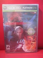 Devil May Cry 4 (Microsoft Xbox 360, 2008) New