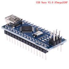 Scheda micro-controller 1Pc mini USB Nano V3.0 ATmega328P CH340G per arduino IE