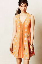 NWT Anthropologie Sunfield Dress by Plenty by Tracy Reese 6P