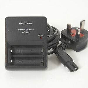 Genuine FUJIFILM BC-NH BATTERY CHARGER-Compatible with AA batteries
