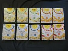 (10) Box Lot Simple Mills Almond Flour Crackers 4.25 Oz Each Variety Of Flavors