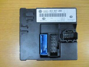 Audi A8 (D3) Comfort Control Unit 4E0 907 289 (4E0 910 289 A)