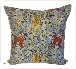 """Feature Cushion Cover - 45cm Square - Fun Abstract Monkey - Kushun - 18"""""""