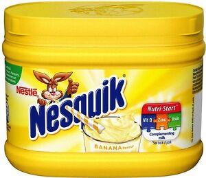 Nestle Nesquik Banana (4x300g)