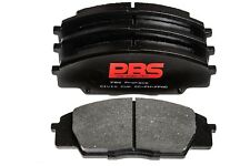 Clio 172/182  Front PBS Prorace Track Day  Brake Pads