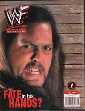 WWF Magazine May 1999 Steve Austin, Chyna Cover B EX 011416DBE