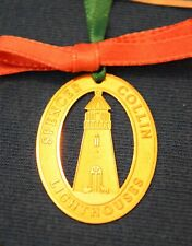 "Harbour Lights Christmas ""Spencer Collin Lighthouses"" Ornament."
