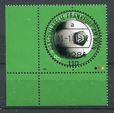 Bund Mi-Nr 2091  Ecke 3 (110) -100 J.Dt.Fussballbund-  EST Frankfurt/M 2000