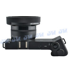 JJC Lens Hood For SIGMA DP2 Quattro Camera, compatible with Lens Cap, as LH4-01