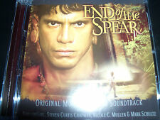End Of The Spear Original Motion Picture Soundtrack CD – New